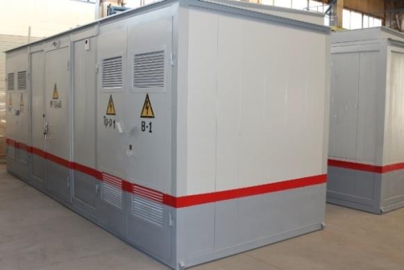 Комплектные трансформаторные подстанции (КТПНУ) - 10