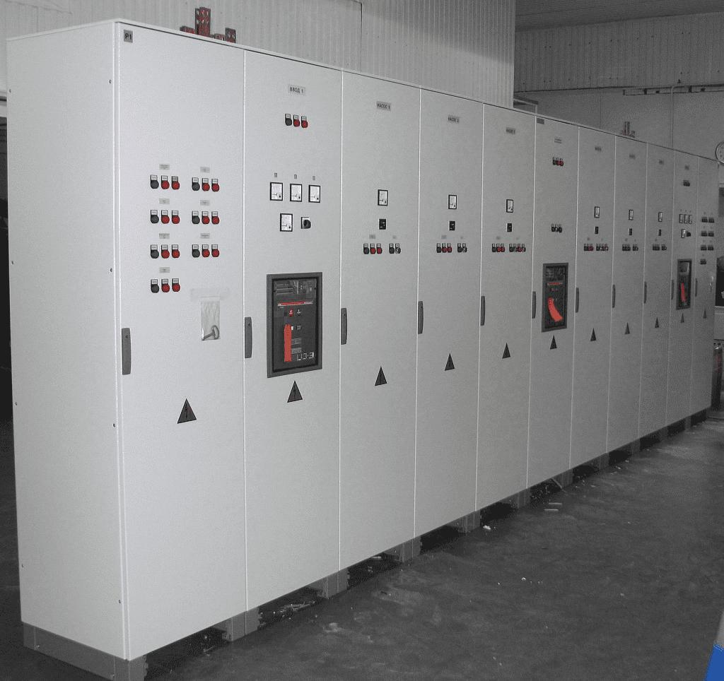 Комплектное распределительное устройство серии К-59 - 50