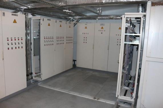 Комплектные трансформаторные подстанции (КТПНУ) - 8